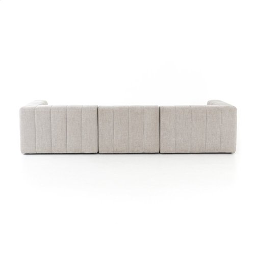 Langham Channelled 3-pc Sectional-laf Ch