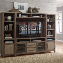 Mirabelle - Bridge and Back Panel - Ecru Finish