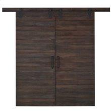 Sonoma Double Sliding Door
