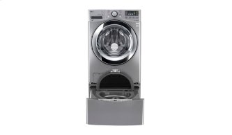 5.2 CU.FT. Ultra Large Capacity With Neverust Stainless Steel Drum