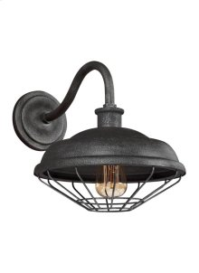 1 - Light Indoor / Outdoor Wall Lantern