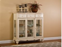 Pine Island Tall Buffet - Old White