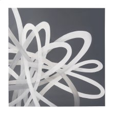 Entwined Canvas Wall Art