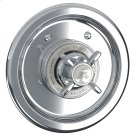 White archipelago pressure balance mixing valve trim only, to suit M1-4100 rough Product Image