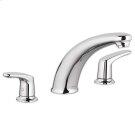 Colony Pro Deck-Mount Bathtub Faucet - Polished Chrome Product Image