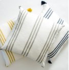The Draper Pillow - Fog Product Image