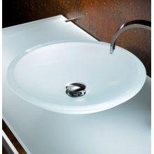 Freestanding Large Round ADA Sink