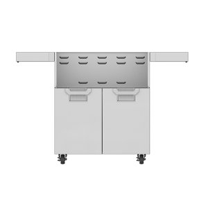 "Hestan30"" Aspire Tower Cart with Double Doors - ECD Series - Steeletto"