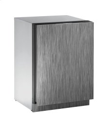 """24"""" Beverage Center Integrated Solid Right-Hand Hinge"""