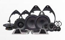 3-Way Speaker System for 2014-Up Chevrolet Silverado & GMC Sierra
