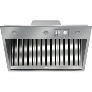 MieleDAR 1130 Insert ventilation hood for perfect combination with Ranges and Rangetops.