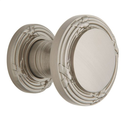 Satin Nickel 5013 Estate Knob