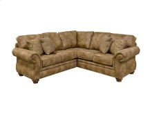 Jeremie England Living Room Sectional 7230 SECT