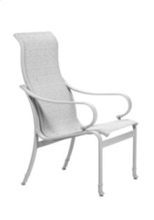 Torino Sling High Back Dining Chair