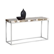 Angelo Console Table - White