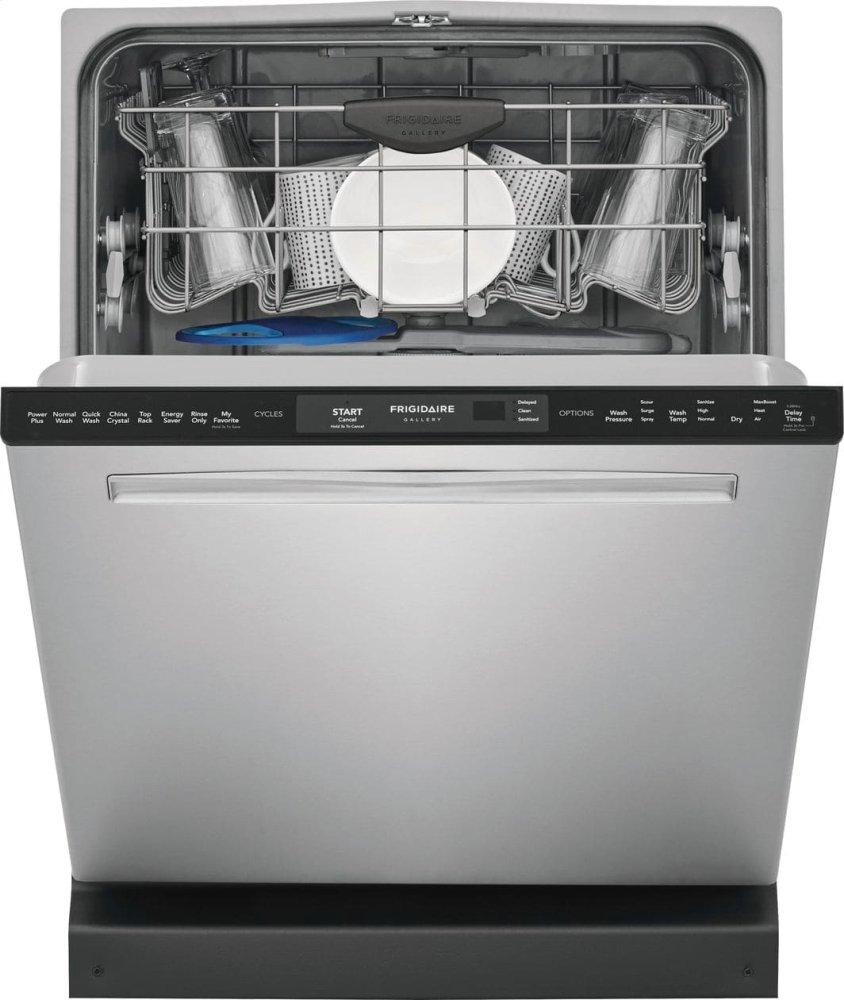 Gallery 24'' Built-In Dishwasher with Dual OrbitClean® Wash System Photo #5