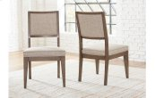 Apex Upholstered Back Side Chair