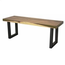 "Ditto 47"" Bench, Natural"