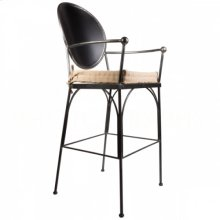 Mary Jane Arm BAR Stool