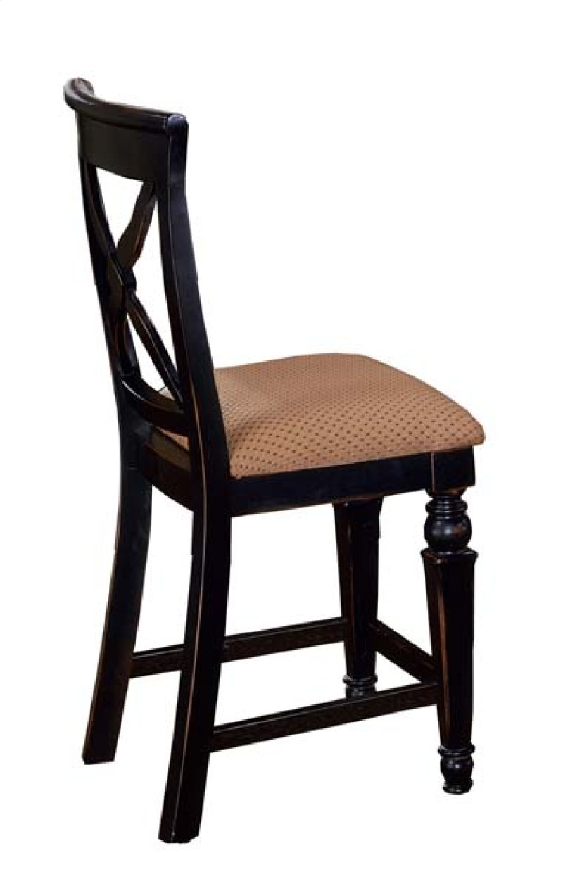 4439822w In By Hillsdale Furniture In Myrtle Beach Sc Northern Heights Non Swivel Counter Stool