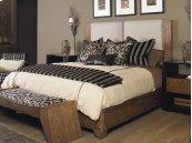 Mendoza Upholstered Headboard Queen Size 5/0