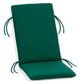 Siena Reclining Armchair Cushion - Canvas Hunter Green