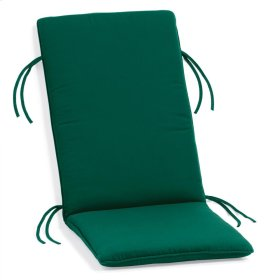 Siena Reclining Armchair Cushion - Canvas Hunter Green