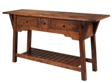 Yesterday River Console Table w/ Drawers