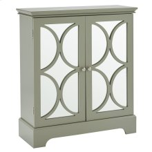 Viola Console and Cabinet in Grey