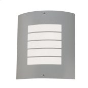 Newport Collection 1 Light Outdoor Wall Light NI