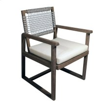 Alfresco Outdoor Rope Weave Dining Chair