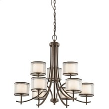 Tallie Collection Tallie Chandelier 9 Light MIZ