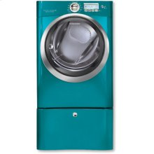 Gas Front Load Dryer with Wave-Touch® Controls Featuring Perfect Steam