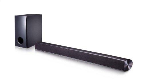 100W 2.1ch Sound Bar with Bluetooth® Connectivity