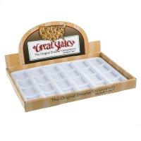 S'mores State Ornament POS Box. Product Image