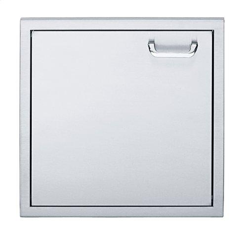 "23"" Single Access Door / right hinged (LDR21R-1)"