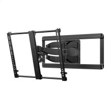 "Full-Motion+ Mount For 46"" - 90"" flat-panel TVs up 150 lbs."