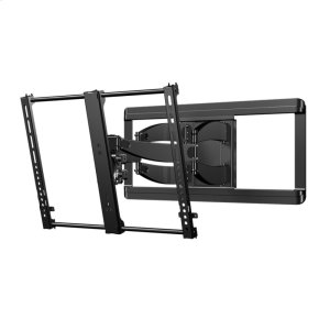 "SanusFull-Motion+ Mount For 46"" - 90"" flat-panel TVs up 150 lbs."