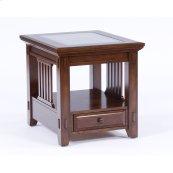 Vantana Rectangular End Table