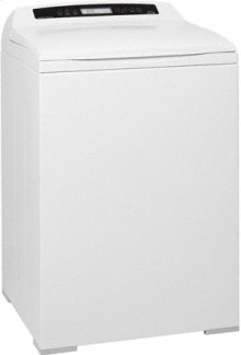 White 3.7 cu ft (IEC) Clothes Washer