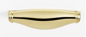 Charlie's Collection Cup Pull A626-4 - Polished Brass