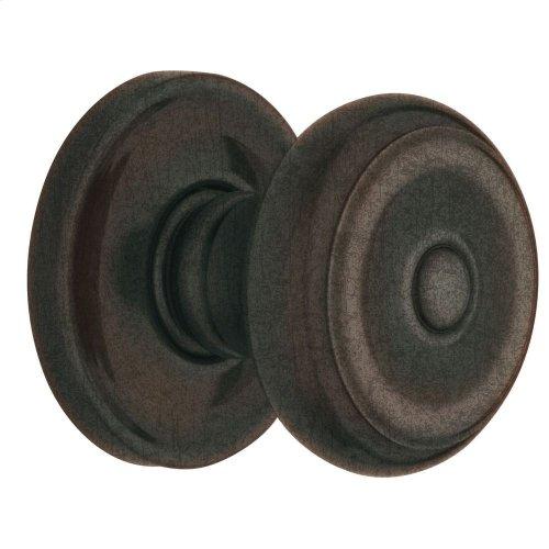Distressed Venetian Bronze 5020 Estate Knob