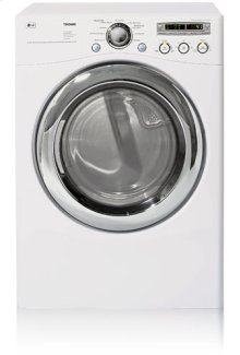 Gas Dryer with 9 Drying Programs (White)