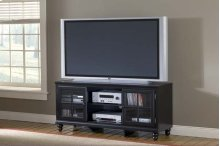 "Grand Bay 61"" Entertainment Console Black"