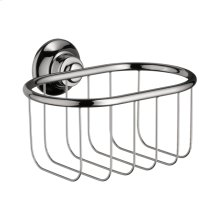 Chrome Soap basket