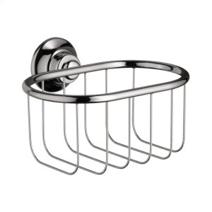 Chrome Montreux Shower Basket Product Image