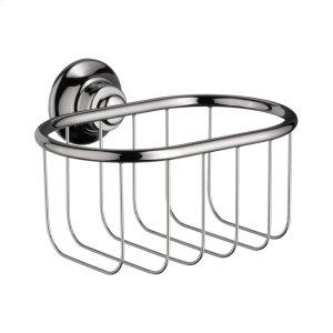 Chrome Montreux Shower Basket Product Image