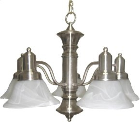 Newburg 5-Light Chandelier