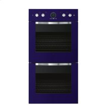 "Cobalt Blue 27"" Double Electric Premiere Oven - DEDO (27"" Double Electric Premiere Oven)"