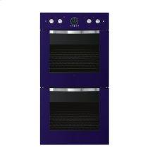 """Cobalt Blue 27"""" Double Electric Premiere Oven - DEDO (27"""" Double Electric Premiere Oven)"""